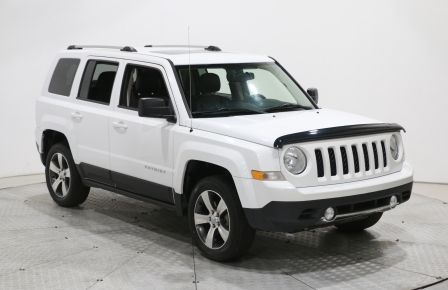 2016 Jeep Patriot HIGH ALTITUDE 4X4 AUTO A/C CUIR TOIT BLUETOOTH MAG #0