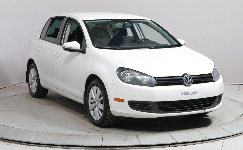2012 Volkswagen Golf COMFORTLINE A/C BLUETOOTH MAGS #0