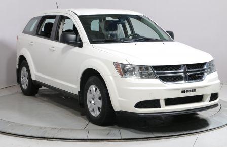 2012 Dodge Journey SE AUTO A/C GR ELECT #0