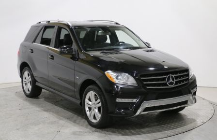 2012 Mercedes Benz ML350 ML 350 BlueTEC #0