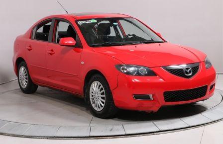 2008 Mazda 3 GS *Ltd Avail* A/C GR ELECT TOIT #0