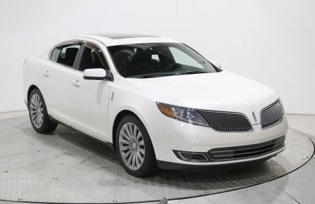 2013 Lincoln MKS AWD CUIR TOIT PANO MAGS 20