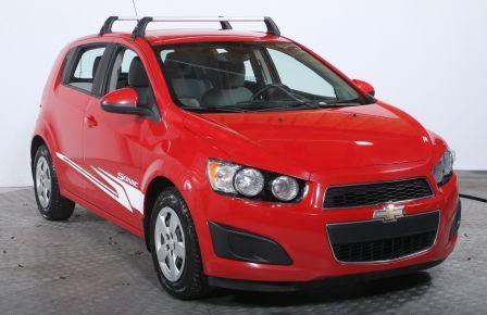 2013 Chevrolet Sonic LS MANUELLE PORTE ELEC #0