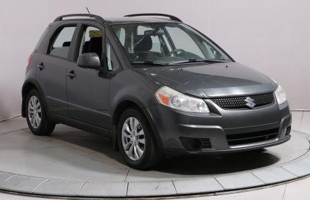 2010 Suzuki SX4 JX AUTP A/C GR ELECT MAGS #0