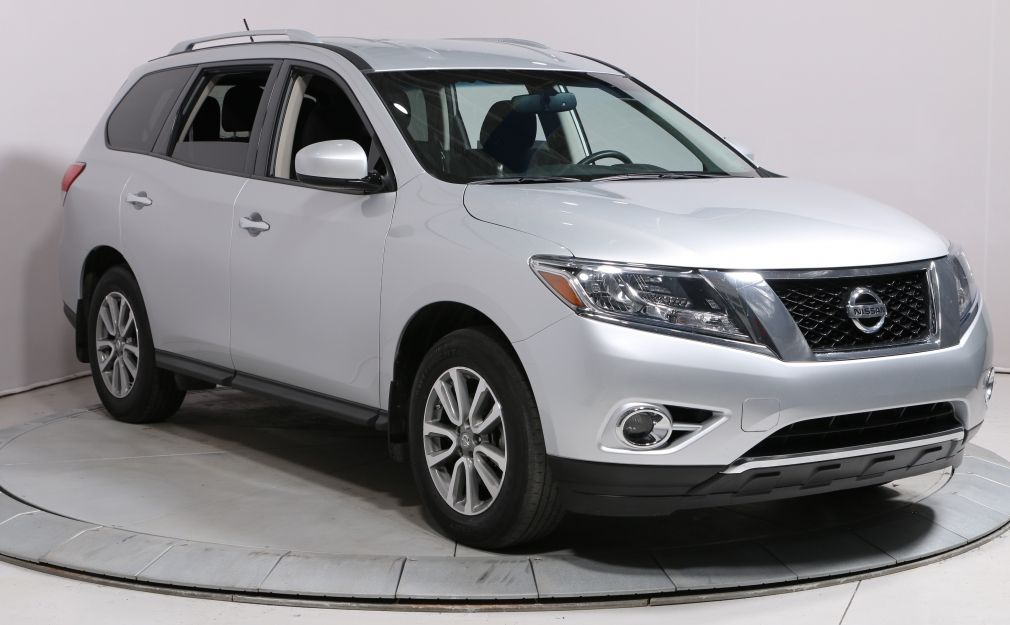 2016 Nissan Pathfinder SV AWD A/C GR ELECT BLUETOOTH MAGS #0