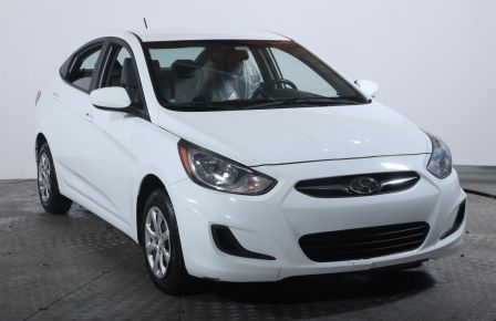 2013 Hyundai Accent L MANUELLE 4 PORTE 5 PASS #0