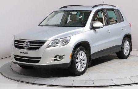 2011 Volkswagen Tiguan COMFORTLINE 4MOTION CUIR TOIT BLUETOOTH MAGS #0