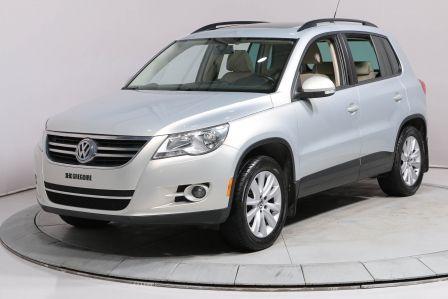 2012 Volkswagen Tiguan Trendline AUTO TOIT A/C #2