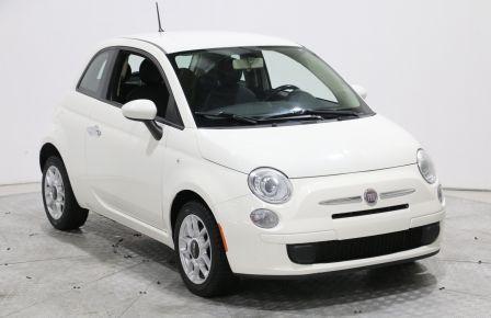 2012 Fiat 500 Pop #0