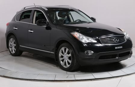 2011 Infiniti EX35 JOURNEY AWD CAM RECUL CUIR TOIT BLUETOOTH MAGS #0