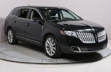 2012 Lincoln MKT MKT AWD AUTO A/C NAV CAM RECUL CUIR TOIT BLUETOOTH #0