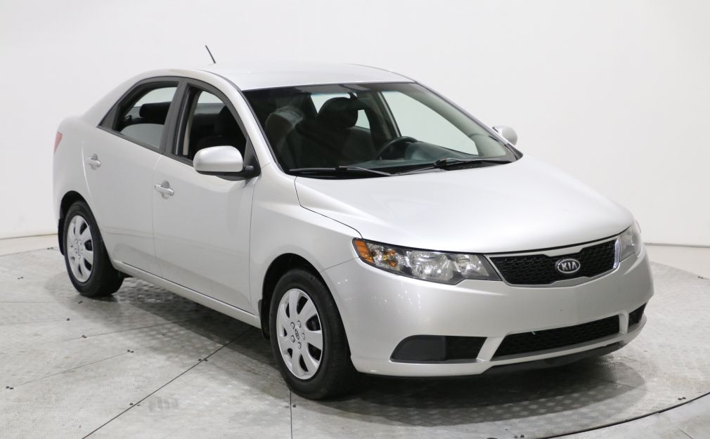 2012 Kia Forte LX MAN A/C BLUETOOTH #0