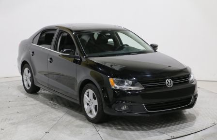 2014 Volkswagen Jetta Comfortline TDI MAGS TOIT OUVRANT SIÈGES CHAUFFANT #0