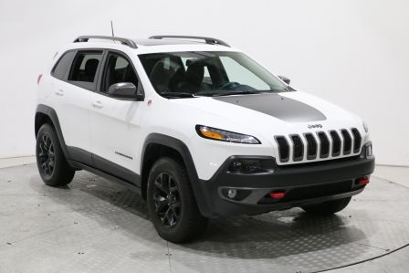 2017 Jeep Compass Trailhawk Awd Cuir Toit-Ouvrant Navigation #1