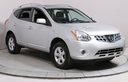 2013 Nissan Rogue S AWD AUTO A/C TOIT BLUETOOTH GR ELECT MAGS #0