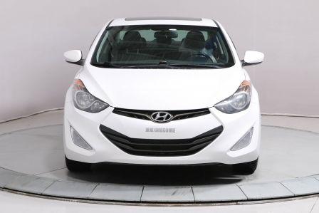 2013 Hyundai Elantra GLS COUPÉ A/C GR ELECT MAGS BLUETOOTH TOIT OUVRANT #0