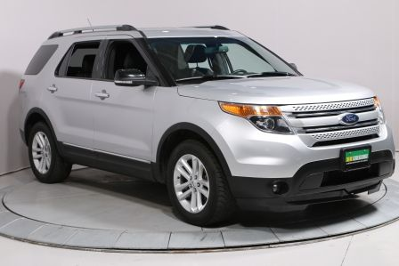 2015 Ford Explorer XLT AWD CUIR MAGS 7 PASSAGERS BLUETOOTH #1