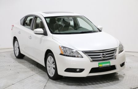 2013 Nissan Sentra SV AUTO MAGS TOIT OUVRANT NAVIGATION BLUETOOTH SIE #0