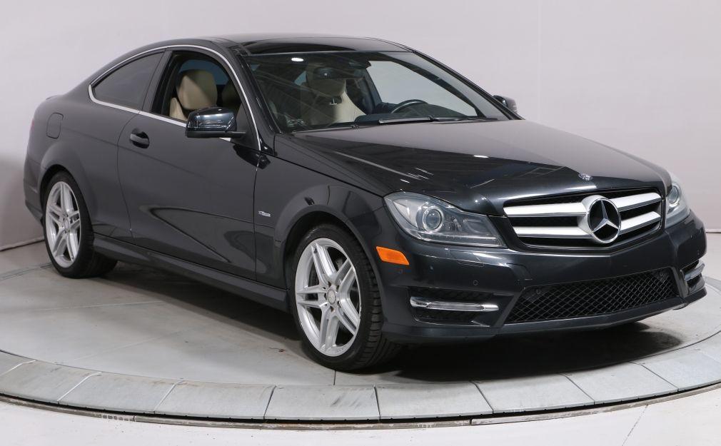 2012 Mercedes Benz C350 C 350 AUTO A/C CAM RECUL NAV CUIR TOIT BLUETOOTH M #0