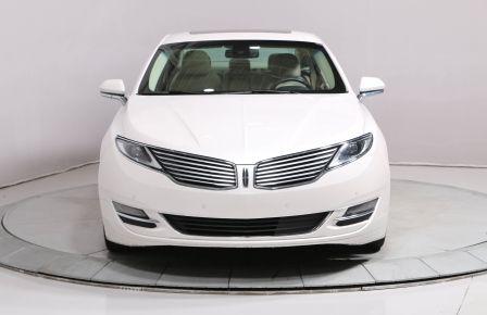 2014 Lincoln MKZ V6 AWD CUIR TOIT MAGS CHROMÉ 19