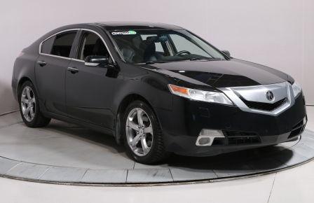 2010 Acura TL w/Tech Pkg A/C GR ELECT CUIR TOI MAGS #0