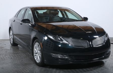 2014 Lincoln MKZ CUIR MAGS CAMÉRA RECUL BAS KILOMÈTRAGE #0