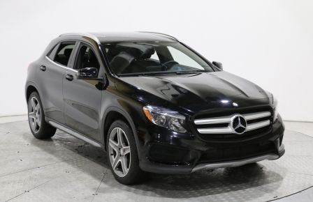 2016 Mercedes Benz GLA250 GLA 250 4MATIC MAGS AMG BLUETOOTH SIEGES CHAUFFANT #0