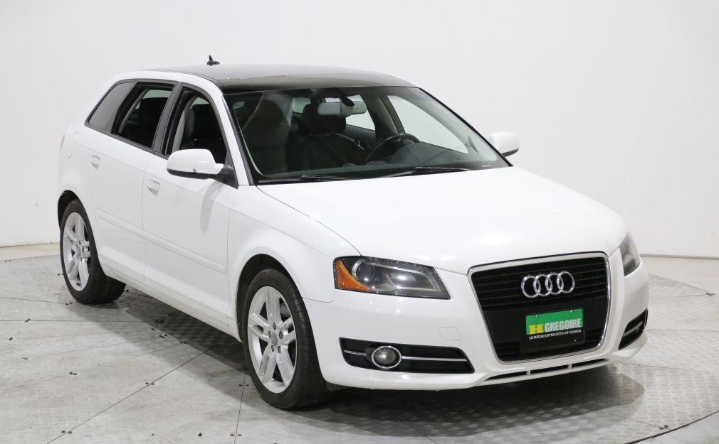 2012 Audi A3 2.0T PROGRESSIV AUTO A/C CUIR TOIT PANO MAGS #0