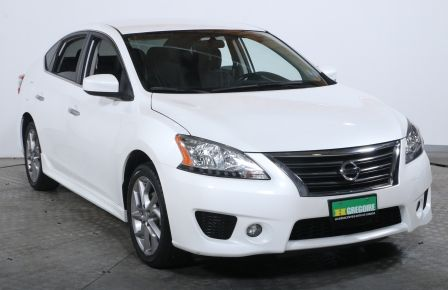 2013 Nissan Sentra S AUTO A/C GR ELECT MAGS BLUETOOTH #0