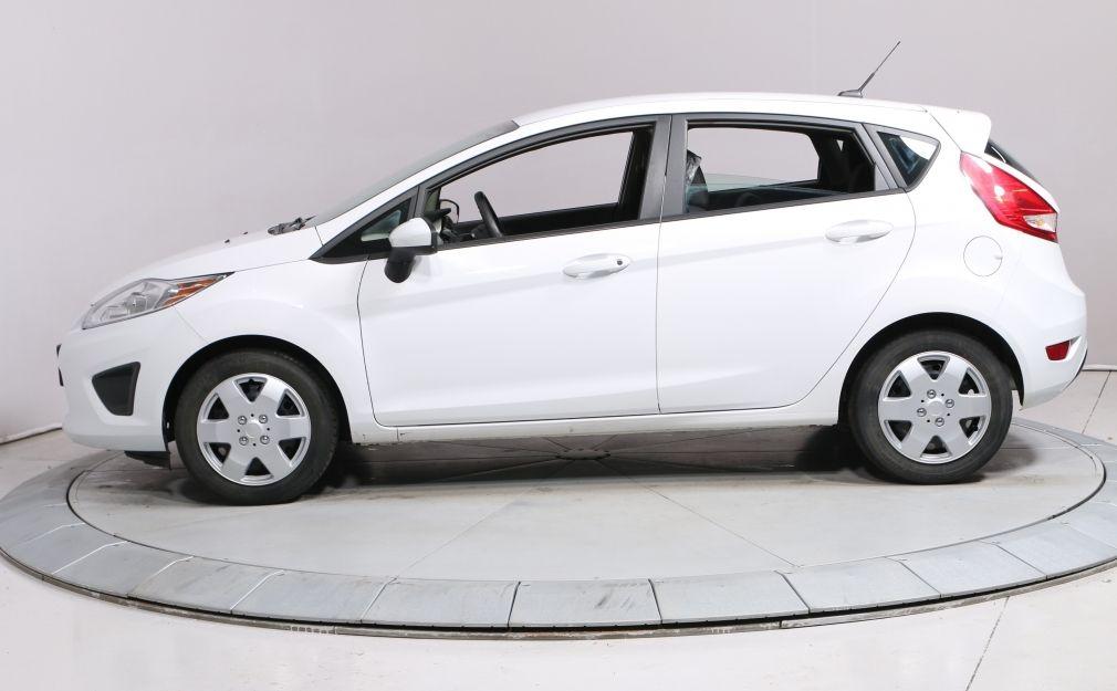 2011 Ford Fiesta SE AUTO A/C BLUETOOTH GR ELECT #0