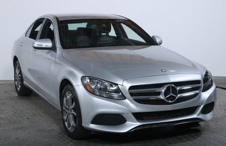 2015 Mercedes Benz C300 C 300 4 MATIC CUIR BLUETOOTH #0