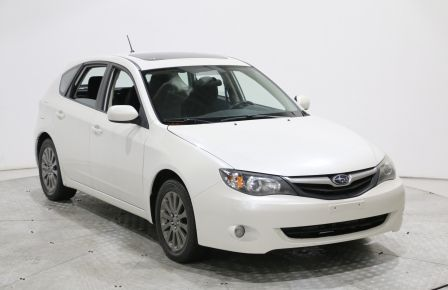 2011 Subaru Impreza 2.5i w/Sport Pkg MANUELLE MAGS TOIT OUVRANT SIEGES #0