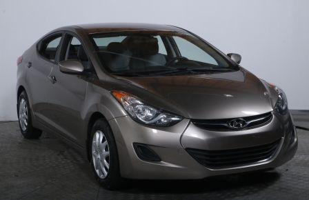 2013 Hyundai Elantra GL AUTO A/C SIEGE CHAUFFANT BLUETOOTH #0