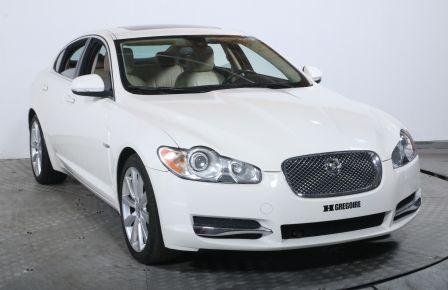 2010 Jaguar XF Luxury CUIR TOIT GRP ELEC #0