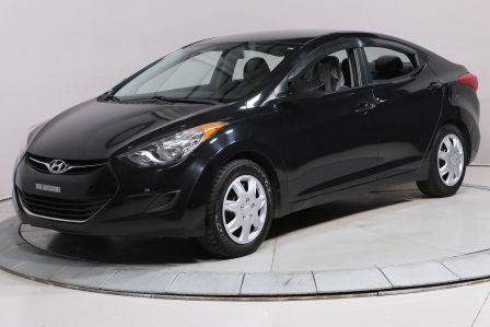 2013 Hyundai Elantra GL MANUELLE SIEGES CHAUFFANTS BLUETOOTH GR ELECT A #2