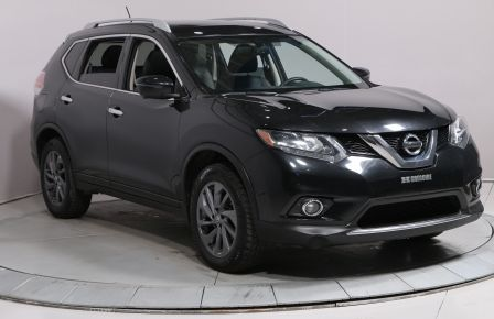 2016 Nissan Rogue SL MAGS BLUETOOTH CAMERA RECUL 360 CUIR TOIT OUVRA #0