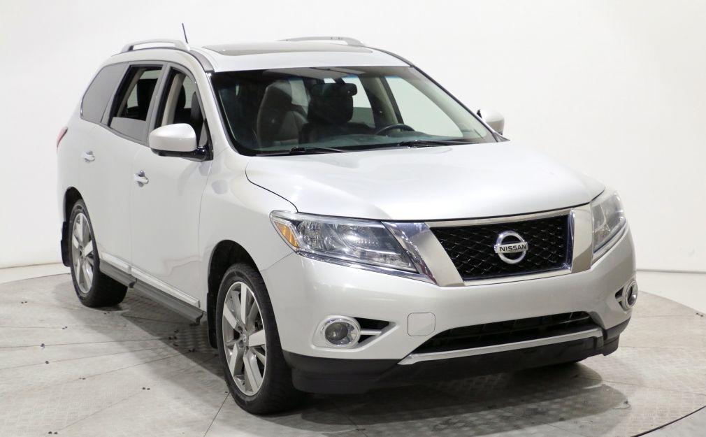 2013 Nissan Pathfinder Platinum #0
