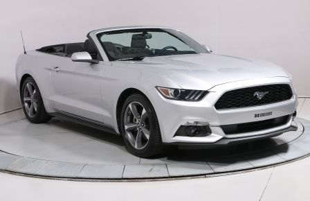 2016 Ford Mustang V6 AUTO A/C MAGS BLUETOOTH CAMERA RECUL #0