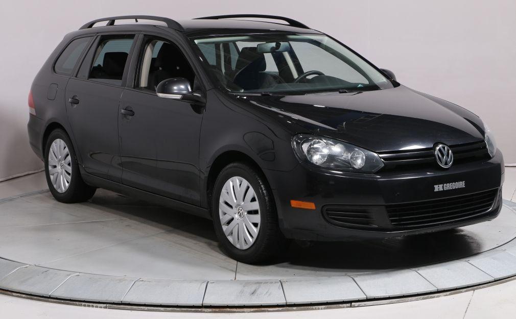 2013 Volkswagen Golf WAGON TRENDLINE AUTO A/C GR ELECT #0
