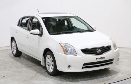 2011 Nissan Sentra 2.0 SR MAGS GR ELECT A/C BLUETOOTH #0