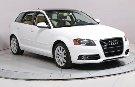 2011 Audi A3 2.0T Premium MAGS BLUETOOTH CUIR TOIT OUVRANT #0