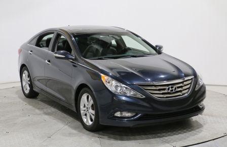 2012 Hyundai Sonata Limited MAGS A/C GR ELECT BLUETOOTH TOIT PANO #0