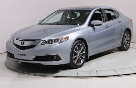 2015 Acura TLX V6 Elite AWD AUTO A/C NAV CAM RECUL CUIR TOIT MAGS #0