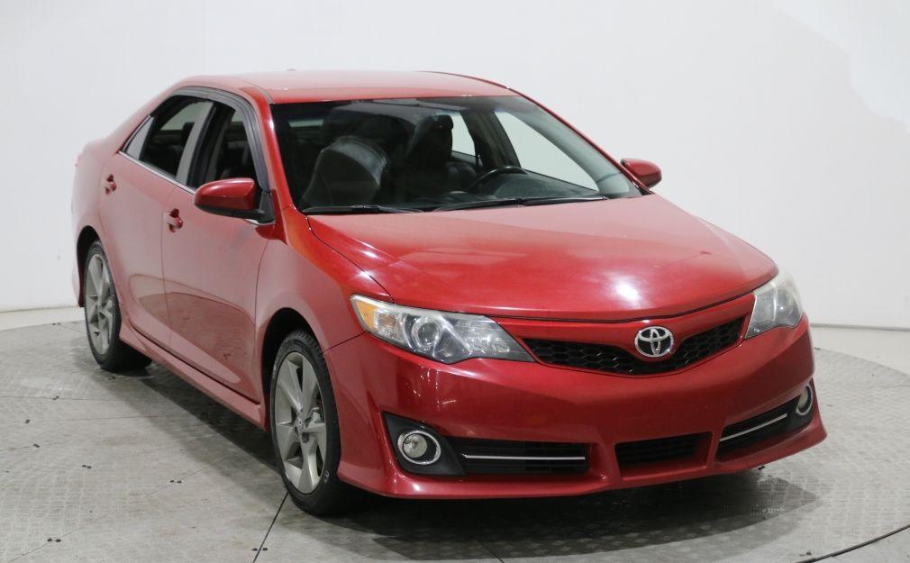 2012 Toyota Camry SE MAGS BLUETOOTH NAVIGATION  CUIR/TISSU #0