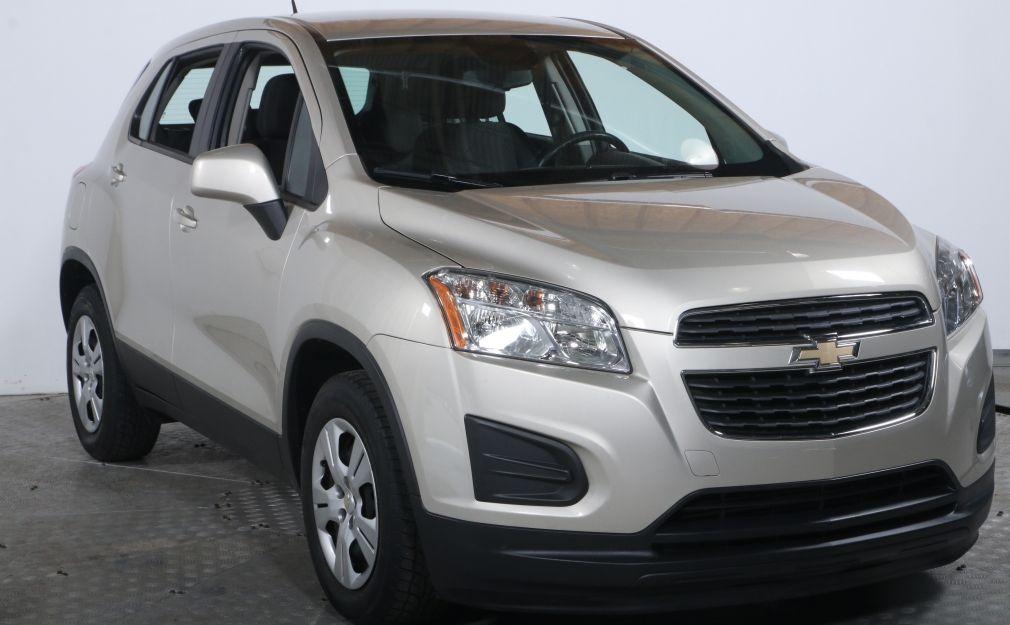 2014 Chevrolet Trax LS AUTOMATIQUE BAS KILOMÈTRAGE #0