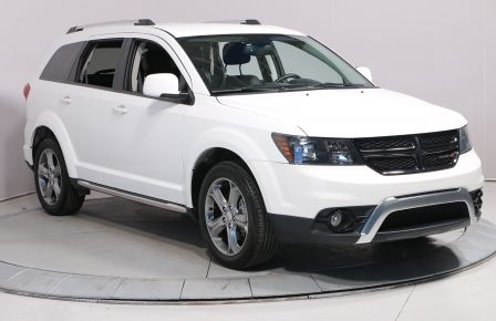 2017 Dodge Journey Crossroad 7PLACES MAGS BLUETOOTH CUIR #0