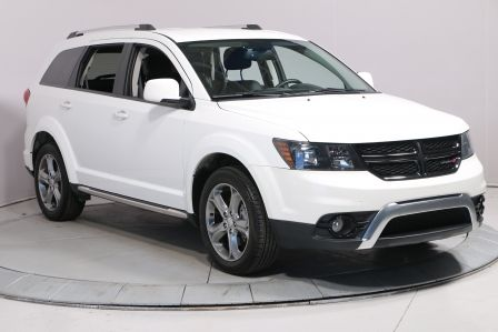 2017 Dodge Journey Crossroad Awd 7 Passagers Cuir Toit-Ouvrant Dvd #1