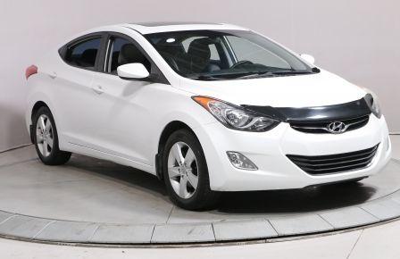 2011 Hyundai Elantra GLS MAGS GR ELECT BLUETOOTH TOIT OUVRANT #0