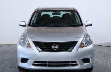 2012 Nissan Versa S BAS KILOMETRAGE #1
