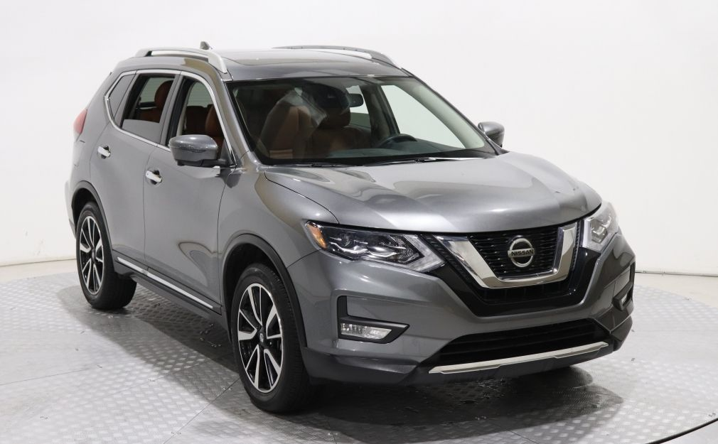 Used 2018 Nissan Rogue SL AWD CUIR TOIT NAVIGATION